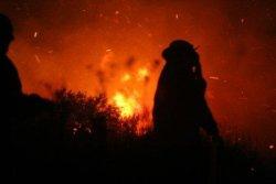 Požar u Ruskamenu