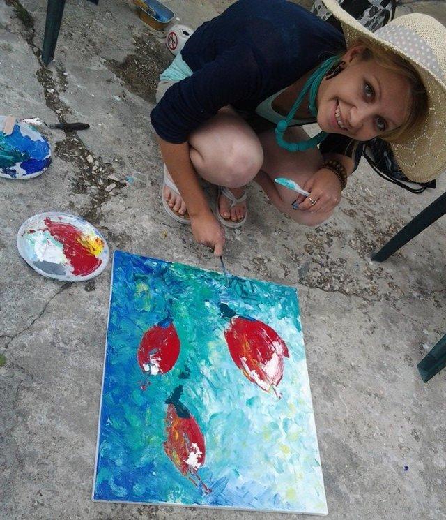 Dugoratsko ljeto: Izložba radova 5. slikarske kolonije Krug