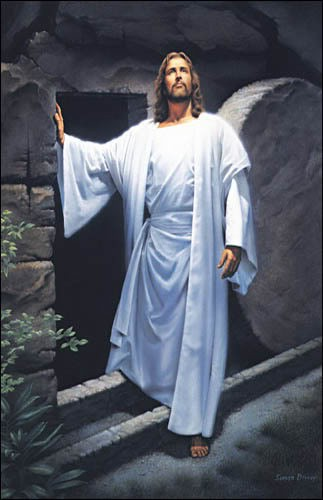isus krst uskrsnu