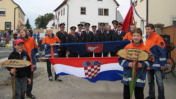 Dugoratski vatrogasci posjetili bavarske kolege i prijatelje