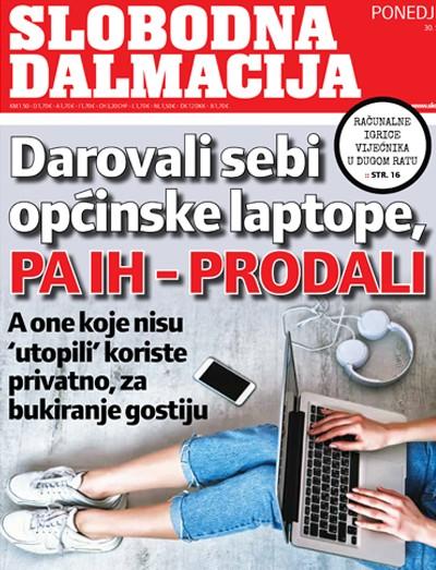 Afera Laptop širi se hrvatskim medijima..