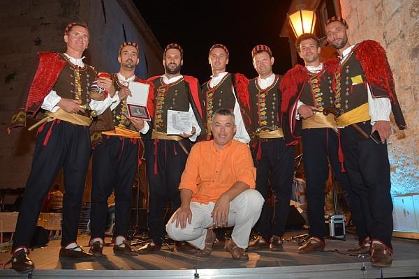 Festival dalmatinskih klapa Omiš
