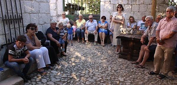 Zeljovići: Obilježen blagdan svetog Ante