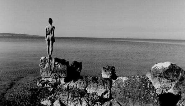 Miris žene, fotografija Stanka Abadžića