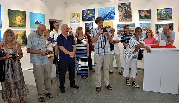 Dugoratsko ljeto: Izložba radova 8. Poljičke likovne kolonije Krug