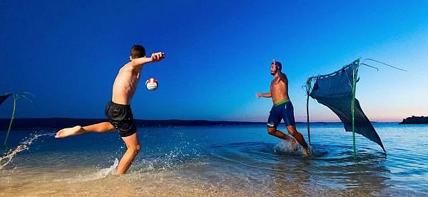 Trstike - svjetskom prvenstvu u popularnoj dugoratskoj igri u moru