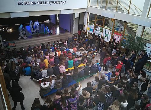 škola u Jesenicama