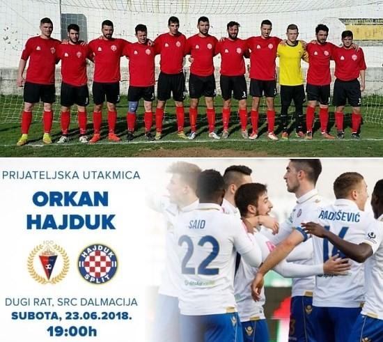 NK Orkan - NK Hajduk