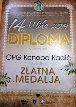 OPG Konoba Kadić
