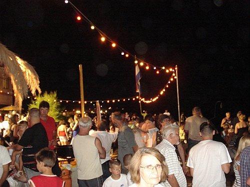 Ribarska festa na Malom Ratu