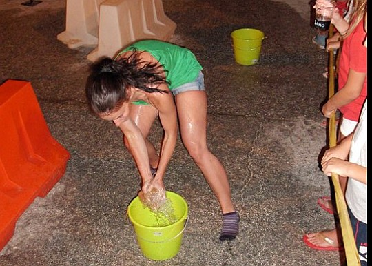 Maškarana Olimpijada u Dugom Ratu