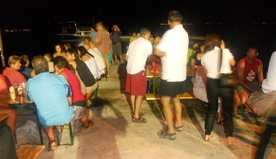 Ribarska večer na Malom Ratu