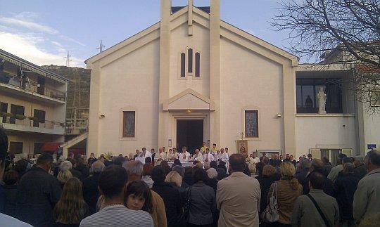 Proslava blagdana Svetog Josipa u Dugom Ratu