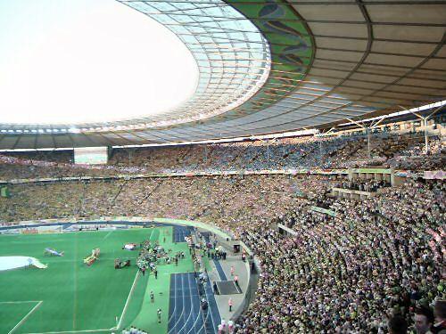Ori se Lijepa Naša Berlinskim stadionom