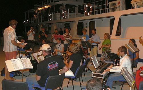 koncert na Oriju