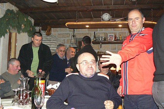 Bozicna festa udruge Tvornica iz Dugog Rata