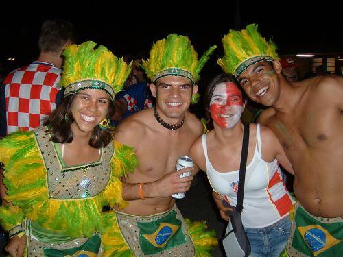 Rake i Brazilci