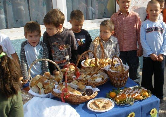 Dani kruha u dugoratskom vrtiću