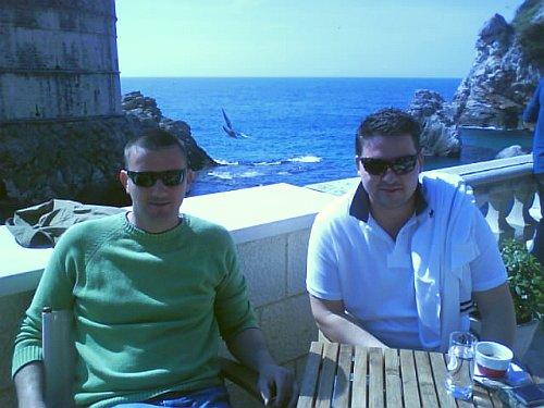 Kadići s Širom Pavlićem u Dubrovniku
