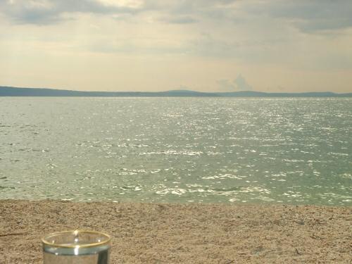 plaža u Dugom Ratu