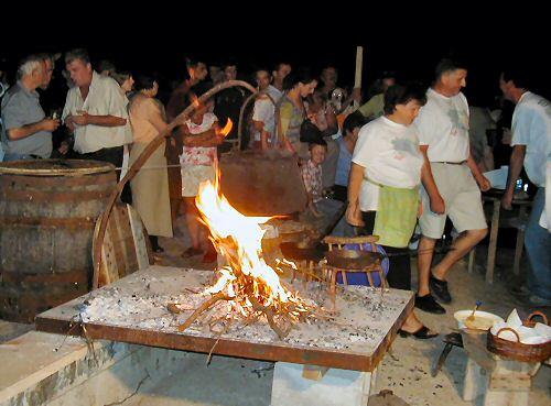 Detalji sa prošlih Festivala soparnika u Dugom Ratu