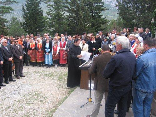 Gradac - Proslava svetog Jure, zaštitnika Poljica