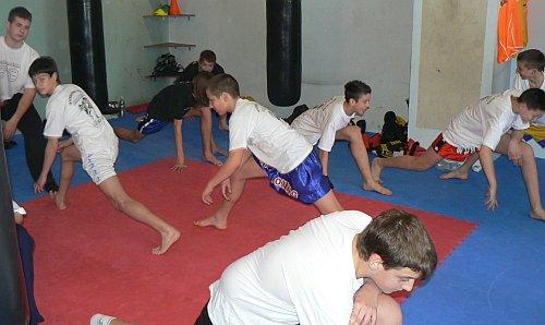 Uskršnji kickboxing turnir u Dugom Ratu