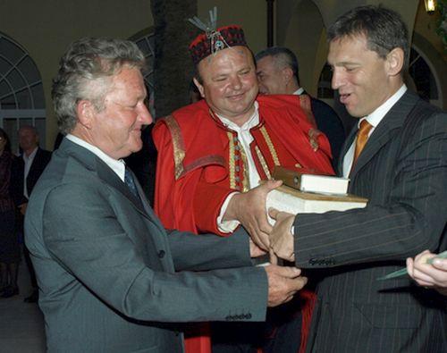 Poljički knez u društvu dlegacije EU komisije