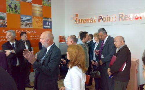Otvaranje Korenat Point Resort ureda u Splitu