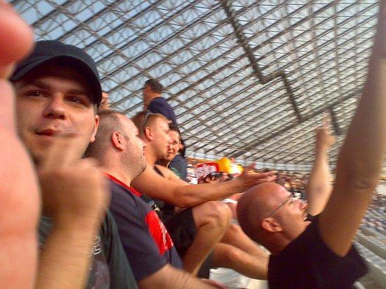 Dugoraćani na koncertu Iron Maiden