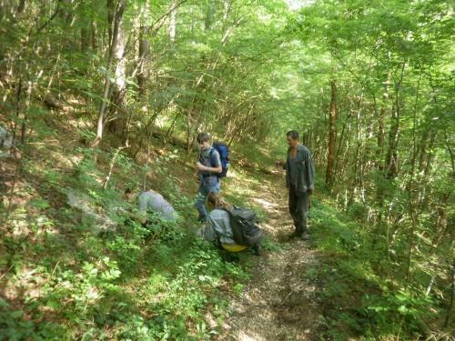 markiranje planinarskih staza
