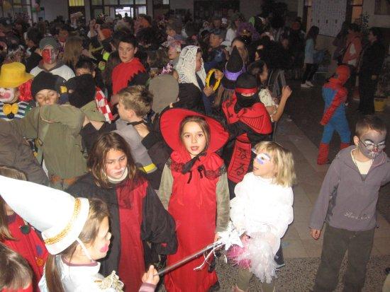 Školske Mašakre u OŠ Jesenice Dugi Rat