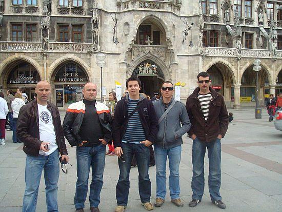 Dućani u Munchenu