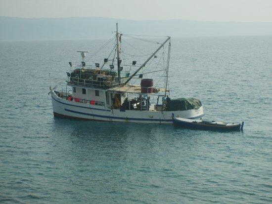 Ribarienje s obitelji Petrić iz Krila