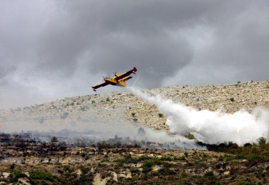 Lokaliziran požar poviše Krila