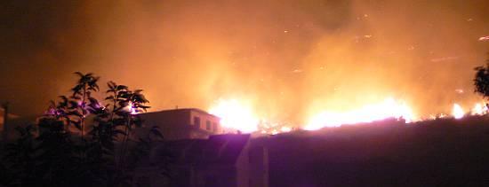 požar u Dugom Ratu