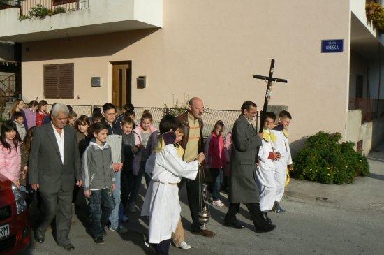 procesija za blagdan sv. josipa