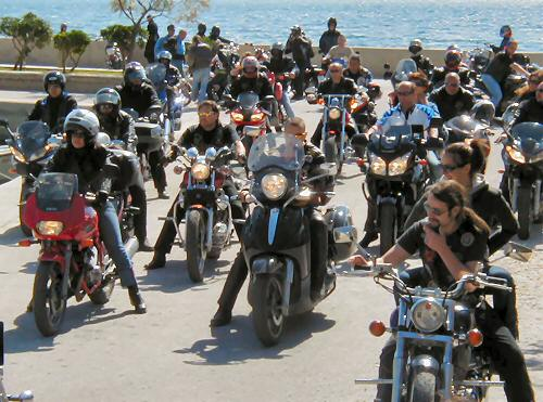 Reborn Moto party 2005