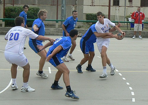 RK Hrvatski dragovoljac u sezoni 2009