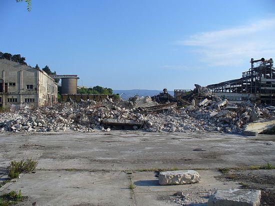 """Tako je nestajala tvornica """"Dalmacija"""" u Dugom Ratu"""