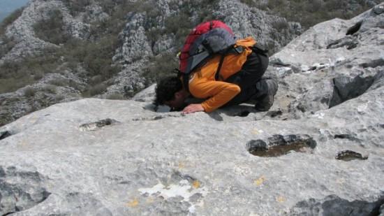 Ante Pešić Golub - pobjednik Velebitske trekking utrke 2009.