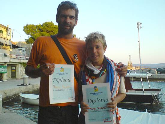 Dugoratski vaterpolo turnir kadeta