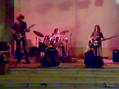 U3 - mladi rock band