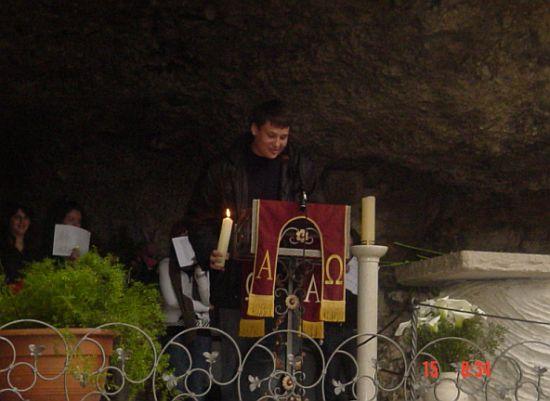 Osmaši OS Jesenice iz Orija na duhovnoj obnovi u Vepricu