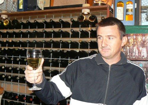 Slavomir Kadić - srebrni vinar