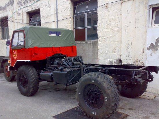 Novo vozilo u voznom parku DVD Dalmacija
