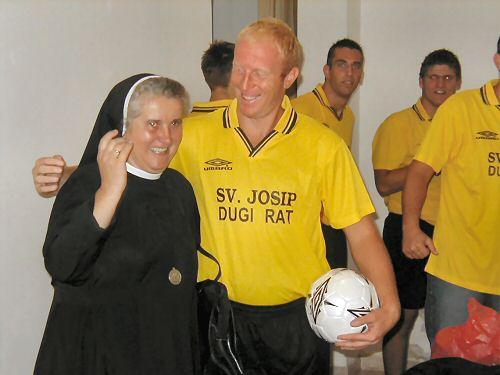 Ekipa župe Sveti Josip Dugi Rat