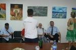 Otvaranje izložbe Poljičke likovne udruge KRUG
