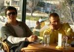 u kafiću