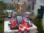 detalj s nogometnog turnira DVD Dalmacije